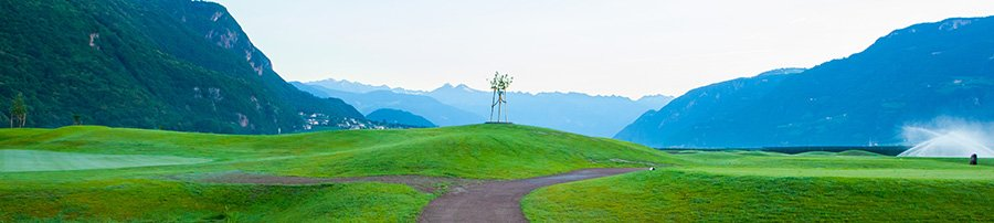Discover the Golf & County Club South Tyrol