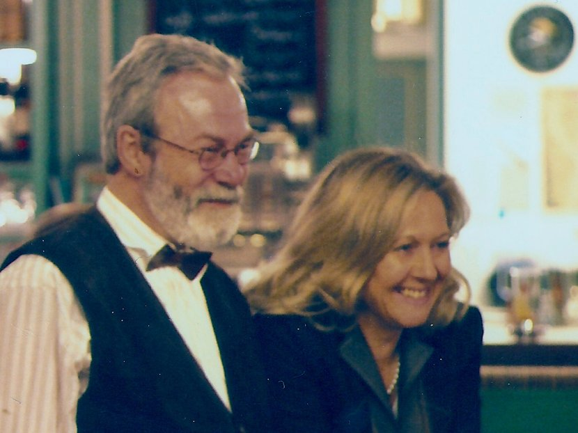 Hans and Marianne Holzner, 2005